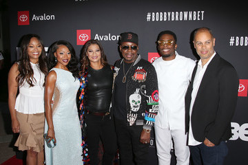 Jesse Collins BET And Toyota Present The Premiere Screening Of 'The Bobby Brown Story' - Arrivals