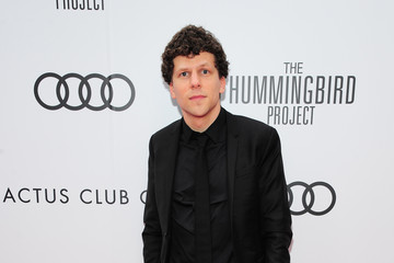 Jesse Eisenberg Audi Canada And Cactus Club Host The Post-Screening Event For 'The Hummingbird Project' During The Toronto International Film Festival