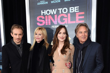 Jesse Johnson 'How To Be Single' New York Premiere - Red Carpet
