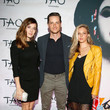 Jesse Lee Soffer TAO Chicago Grand Opening Celebration