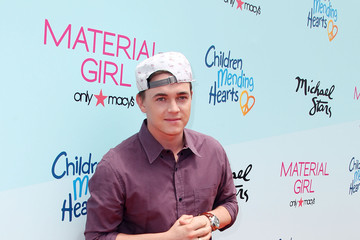 Jesse McCartney Children Mending Heart's 7th Annual Empathy Rocks Fundraiser - Red Carpet