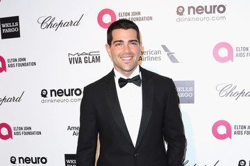 Jesse Metcalfe Arrivals at the Elton John AIDS Foundation Oscars Viewing Party — Part 4