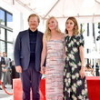 Jesse Plemons Kirsten Dunst Honored With A Star On The Hollywood Walk Of Fame