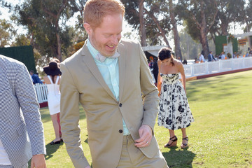Jesse Tyler Ferguson Fifth-Annual Veuve Clicquot Polo Classic, Los Angeles