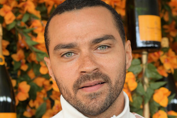 Jesse Williams Ninth-Annual Veuve Clicquot Polo Classic Los Angeles