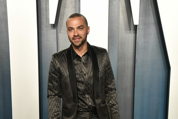 Jesse Williams 2020 Vanity Fair Oscar Party Hosted By Radhika Jones - Arrivals