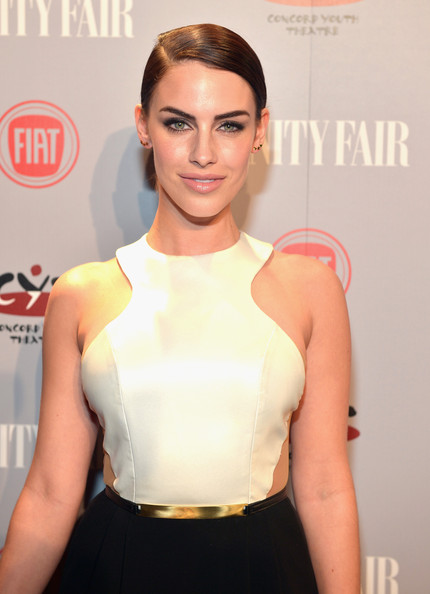 Was specially Jessica lowndes young What talented