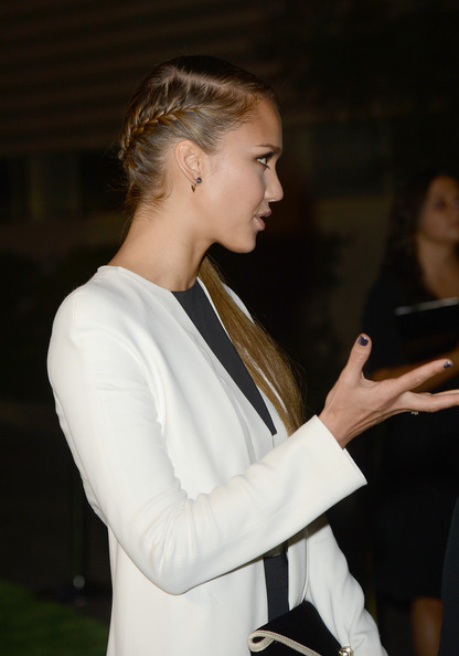 Jessica Alba - 2012 Environmental Media Awards  - Arrivals