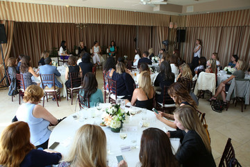 Jessica Alba SELF Luncheon in LA