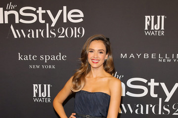 Jessica Alba FIJI Water At The Fifth Annual InStyle Awards