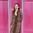 Jessica Barden Closing Ceremony And 'Safe' Pink Carpet Arrivals - The 1st Cannes International Series Festival