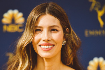 Jessica Biel 70th Emmy Awards - Creative Perspective