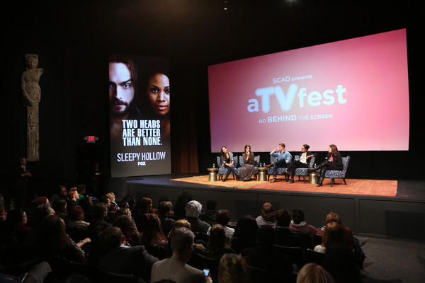 "SCAD Presents aTVfest  2016 - ""Sleepy Hollow"""