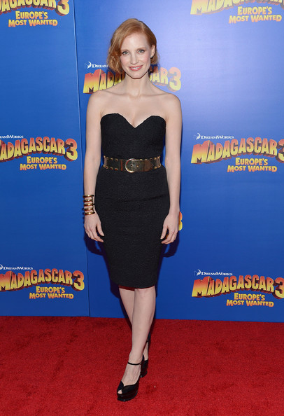 """""""Madagascar 3: Europe's Most Wanted"""" New York Premiere - Outside Arrivals"""