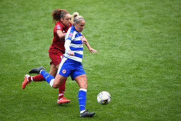 Jessica Clarke Liverpool FC Women v Reading - WSL