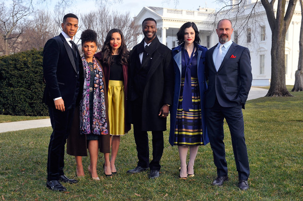 WGN America's 'Underground' at the White House