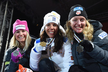 Jessica Diggins Caitlin Gregg Cross Country: Women's Distance - FIS Nordic World Ski Championships
