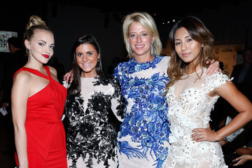 Jessica Felice Nolcha Fashion Week New York Spring Collections 2015 During NY Fashion Week - Front Row