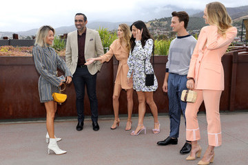 Jessica Gomes Victoria Lee David Jones AW19 Season Launch - The Art Of Entertaining