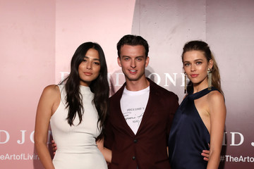 Jessica Gomes Victoria Lee David Jones AW19 Season Launch - Arrivals