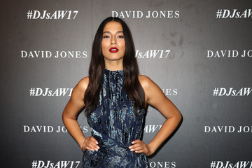 Jessica Gomes David Jones Autumn Winter 2017 Collections Launch - Arrivals