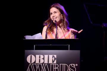 Jessica Hecht The 63rd Annual Obie Awards - Inside