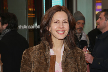 Jessica Hecht 'On the Twentieth Century' Opening Night