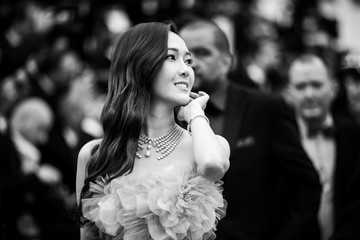 Jessica Jung 'Solo: A Star Wars Story' Red Carpet Arrivals - The 71st Annual Cannes Film Festival