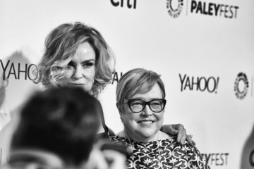 Jessica Lange Arrivals at the 'AHS: Freak Show' Panel