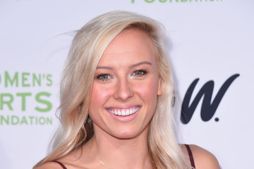 Jessica Long The Women's Sports Foundation's 39th Annual Salute To Women In Sports Awards Gala  - Arrivals
