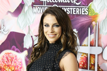 Jessica Lowndes Hallmark Channel and Hallmark Movies and Mysteries Winter 2018 TCA Press Tour - Arrivals