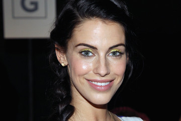Jessica Lowndes SheaMoisture at Tracy Reese S/S 2016 NYFW - Backstage