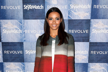 Jessica Lucas Arrivals at the People StyleWatch Denim Event