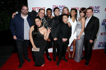Jessica Marie Garcia Premiere Of Netflix's 'On My Block' - Arrivals