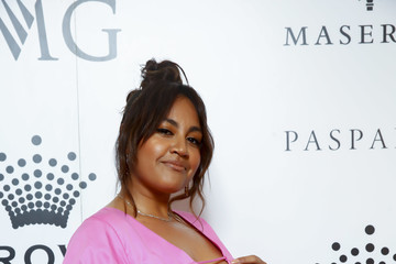 Jessica Mauboy Crown IMG Tennis Party - Arrivals