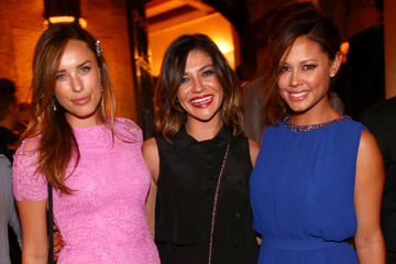Jessica McNamee Vanessa Lachey The Entertainment Weekly Celebration Honoring This Year's SAG Awards Nominees Sponsored By TNT & TBS And essie - Inside