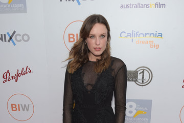 Jessica McNamee Australians in Film: Heath Ledger Scholarship Dinner - Arrivals