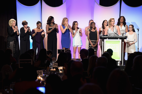 35th Annual Salute to Women in Sports Reception