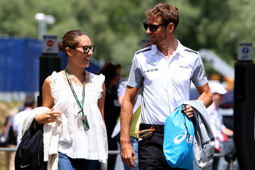 Jessica Michibata F1 Grand Prix of Austria: Previews