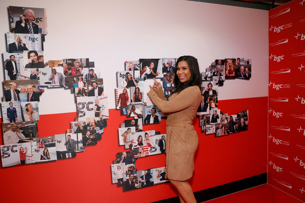 Annual Charity Day Hosted By Cantor Fitzgerald, BGC, And GFI - BGC Office - Arrivals