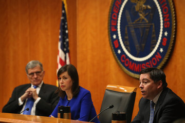 Jessica Rosenworcel Federal Communications Commission Prepares to Vote