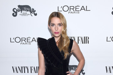 Jessica Rothe Vanity Fair and L'Oreal Paris Toast to Young Hollywood, Hosted by Dakota Johnson and Krista Smith