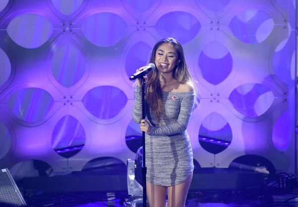 What's Trending's Fourth Annual Tubeathon Benefitting American Red Cross [whats trending,performance,entertainment,music artist,performing arts,singing,stage,singer,event,public event,concert,jessica sanchez,burbank,california,tubeathon benefitting american red cross]