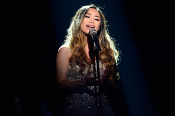 Jessica Sanchez FOX's 'American Idol' Finale For The Farewell Season - Show
