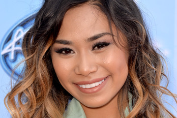 Jessica Sanchez Arrivals at the 'American Idol' Season Finale — Part 2