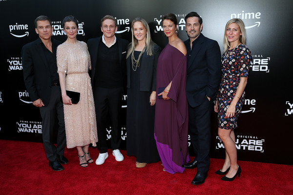 Amazon Prime Video presents The Season Two World Premiere Of 'You Are Wanted'