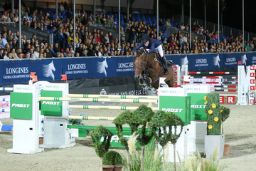 Jessica Springsteen Mercedes-Benz Championat Night in Vienna