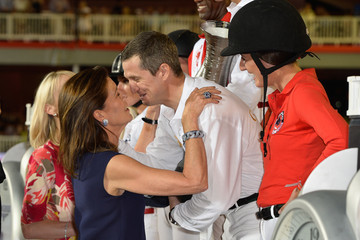 Jessica Springsteen 10th International Monte-Carlo Jumping - Longines Global Champions Tour of Monaco Day Two