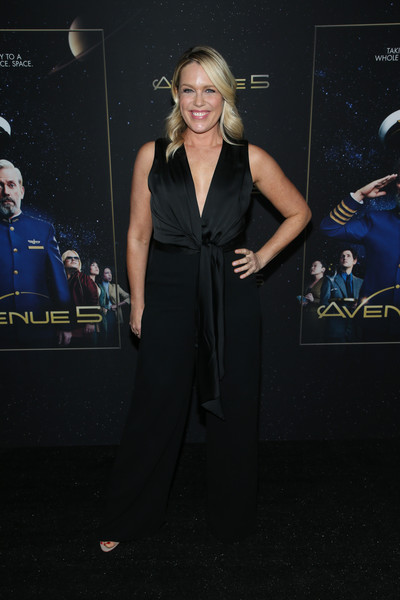 "Premiere Of HBO's ""Avenue 5"" - Arrivals"