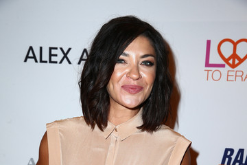 Jessica Szohr 24th Annual Race To Erase MS Gala - Red Carpet